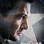 2016 Clint Barton – Captain America: Civil War