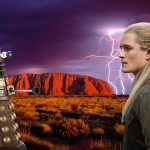 Legolas & Dalek: Taking Australia by Storm!